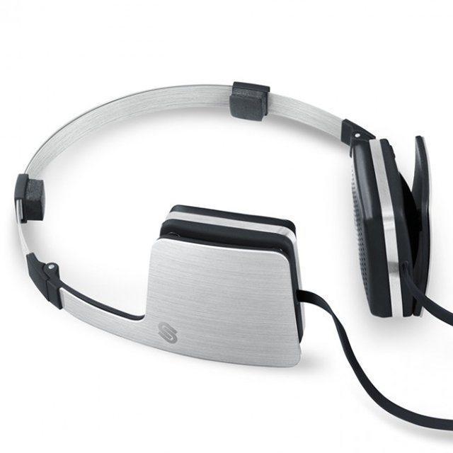 Urbanista Copenhagen Mid-Size Headphones – Silver Gun Metall | Fancy Crave