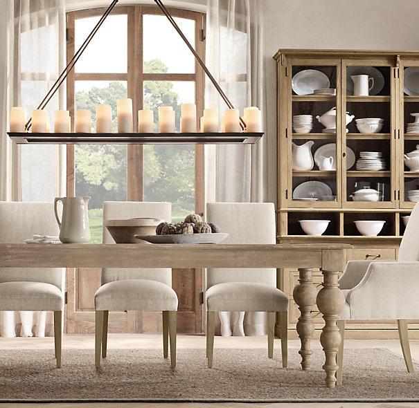 Grand Baluster Rectangular Dining Tables Rectangular  : 173433prod150066av6 l pd1 from www.wookmark.com size 605 x 590 jpeg 76kB