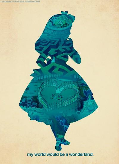 love / the disney princess