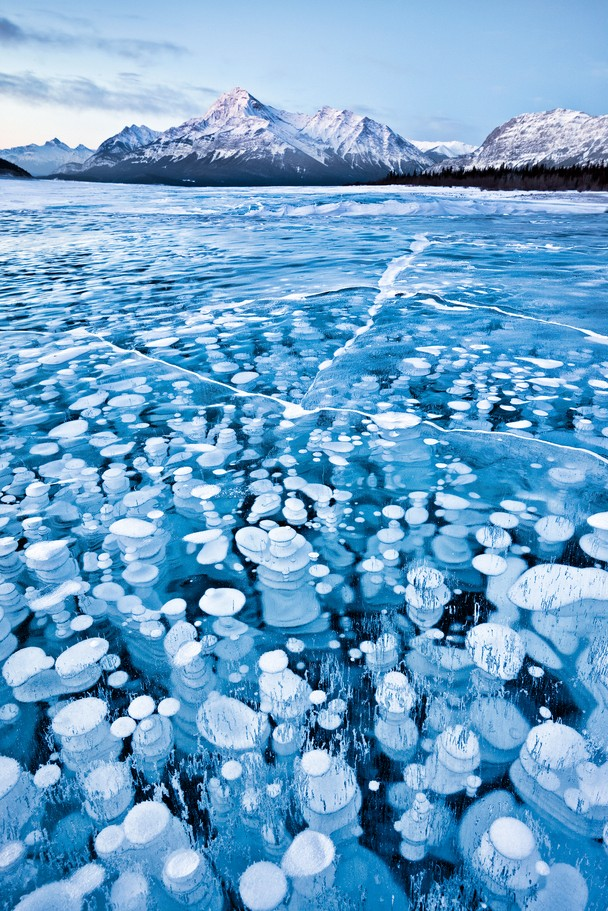 Frozen Bubbles - Traveler Photo Contest 2011 - National Geographic