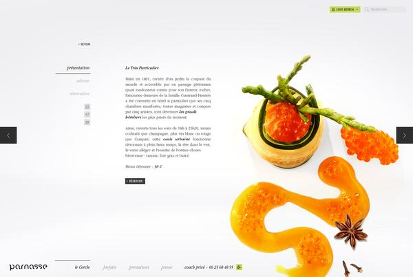 Orange Parnasse on Web Design Served