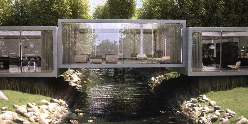 Juxtapoz Magazine - The Bridge House by ObjecktCreative Design Studio | Current