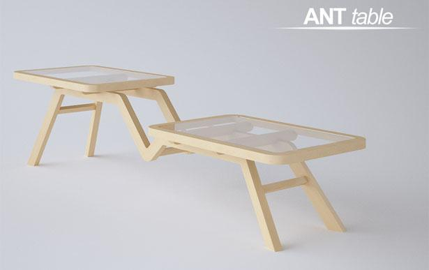 ANT Table ANT Table Design by Oliver Nikolic