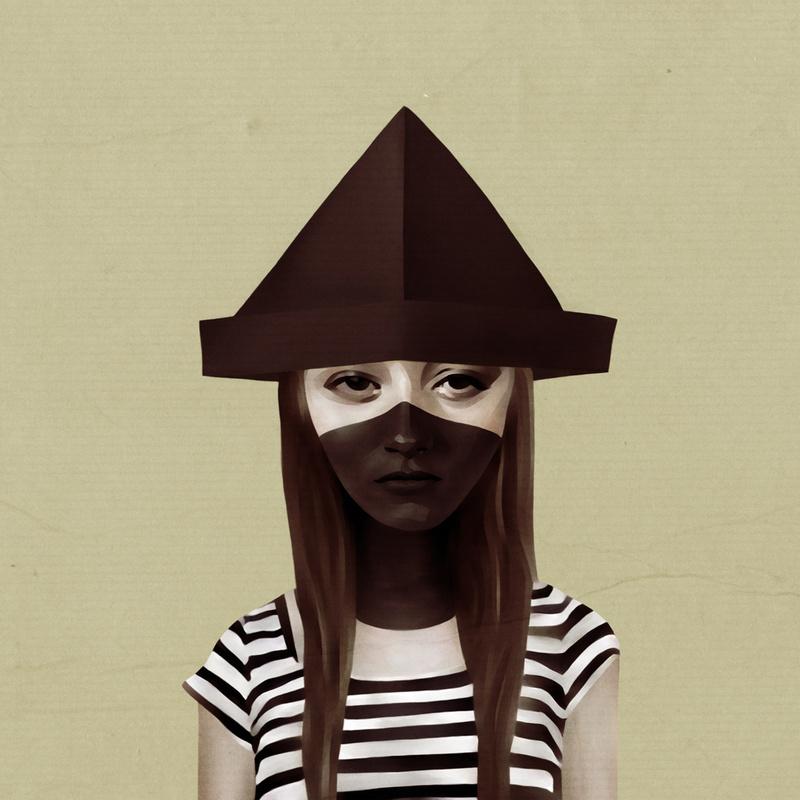 Ceci n'est pas un chapeau Art Print by Ruben Ireland | Society6