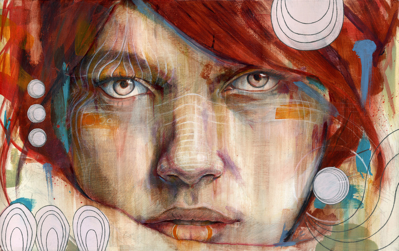 Auburn Art Print by Michael Shapcott | Society6