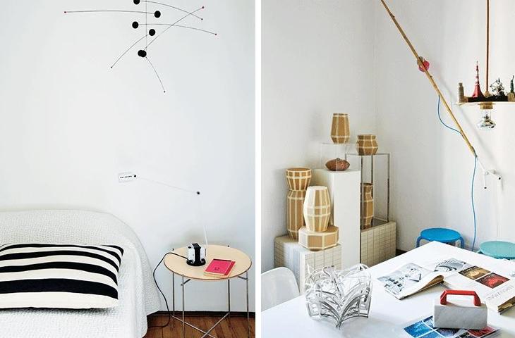 design attractor: Italy Meets Scandinavia - Apartment in Milan
