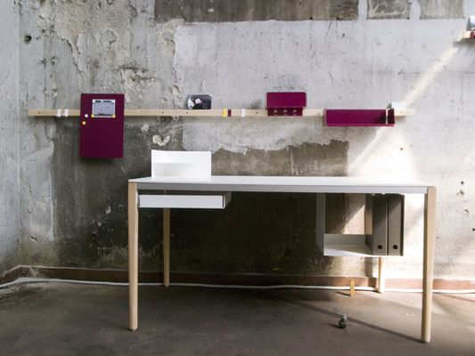 Fancy - Boundary Desk : Felix de Pass