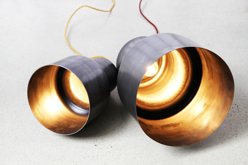 Fancy - LifeSpaceJourney interior design spun lights