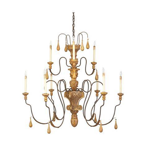 ethanallen.com - maxime nine light chandelier | ethan allen | furniture | interior design ...