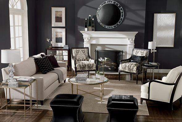 Ethan Allen Furniture Home Decor Custom Design
