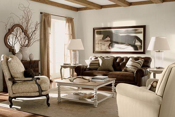 Ethan Allen Furniture Interior Design Lifestyles Vin