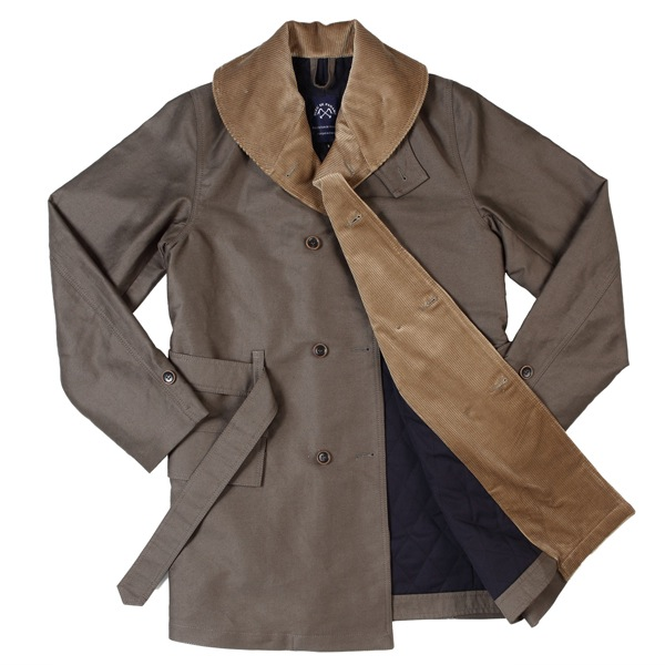 Blue De Paname Trench discount sale voucher promotion code | fashionstealer