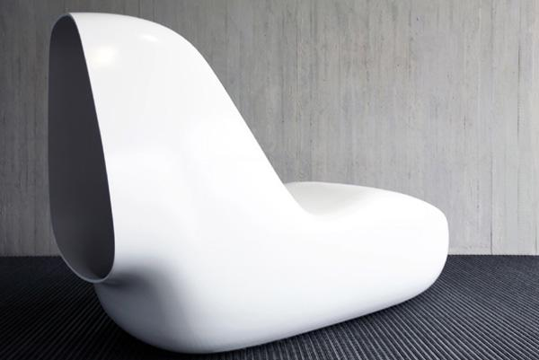 SleepBox SleepBox Chair Design by Caspar Lohner