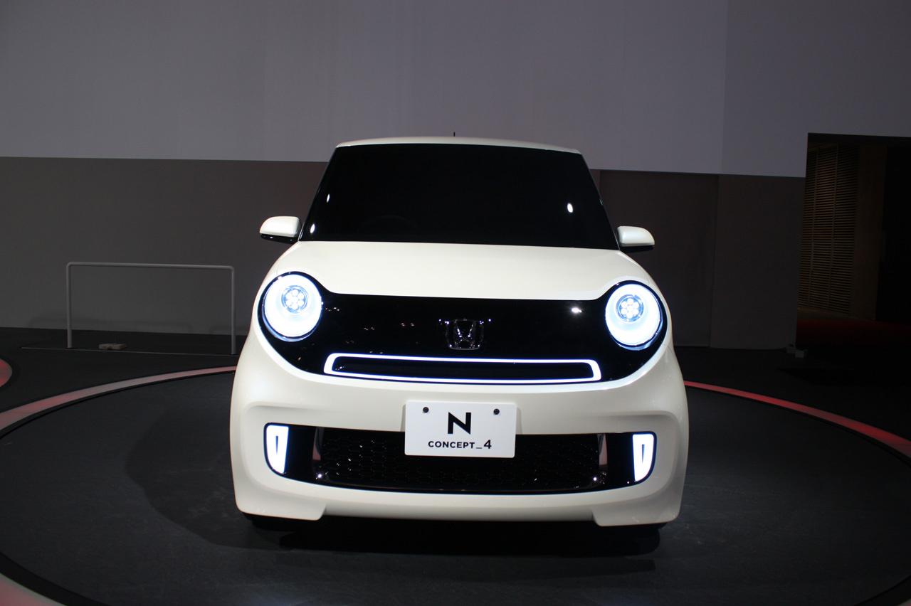 Honda N Concept 4: Tokyo 2011 Photos Photo Gallery - Autoblog