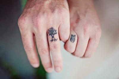 Tatuajes, Fotos e imágenes de diseños de tatuajes para mujeres y hombres » tatuajes para parejas