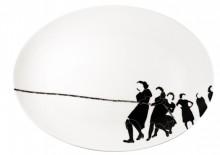 Tug Serving Platter (14