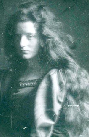 Shekina's Inspiration - pariswasawoman: Eva Palmer-Sikelianos (1874 -...