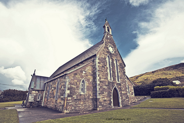 Dingle Peninsula - The Church | Flickr - Photo Sharing!
