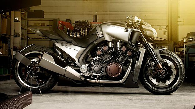 Fancy - Yamaha V-Max motorcycle