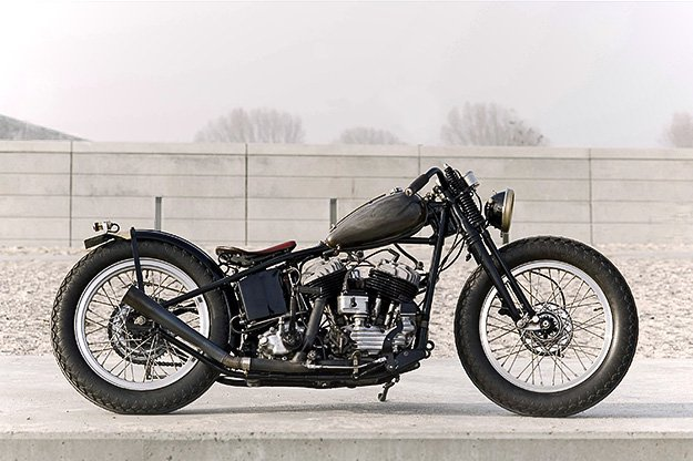Fancy - JAMESVILLE HARLEY 1200 'U'