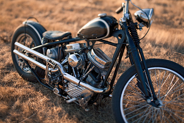 Fancy - 1959 Harley-Davidson