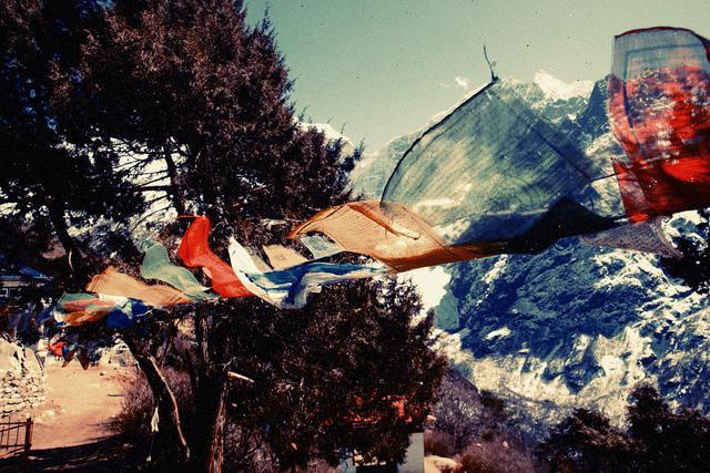 Himalaya #9 - Prayer Flags | Flickr: partage de photos!