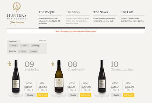 Showcase of Beautiful (or Creative) E-Commerce Websites | Smashing Magazine