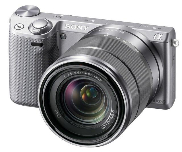 Sony Alpha NEX-5R Camera | Fancy Crave