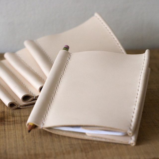 Fancy - Corter Leather Field Notes Sleeve