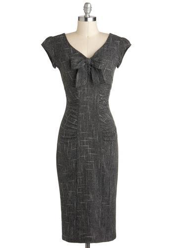 Sheath a Lady Dress   Mod Retro Vintage Dresses   ModCloth.com