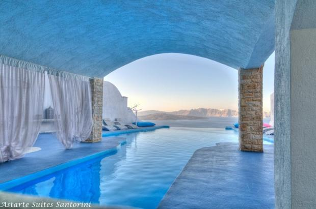 Honeymoon Escape: Astarte Suites, Santorini | InspireFirst