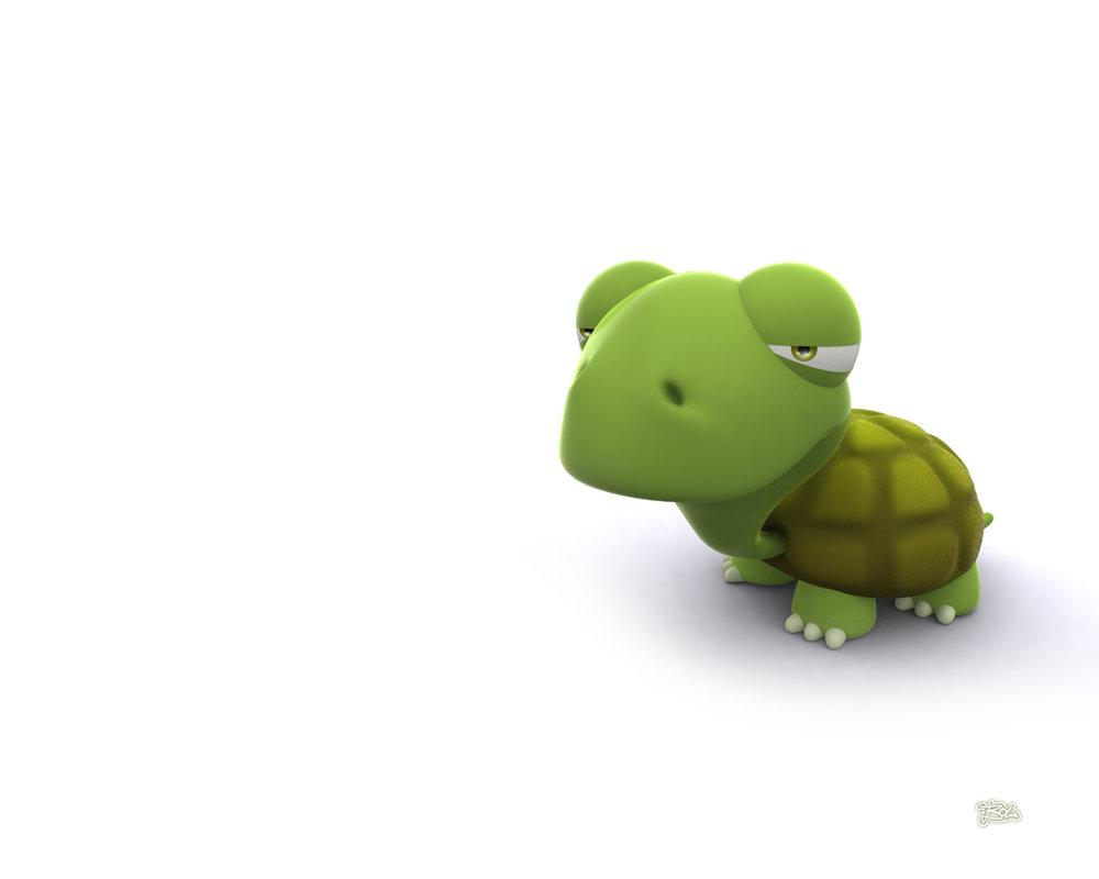 turtle by ~nicobou