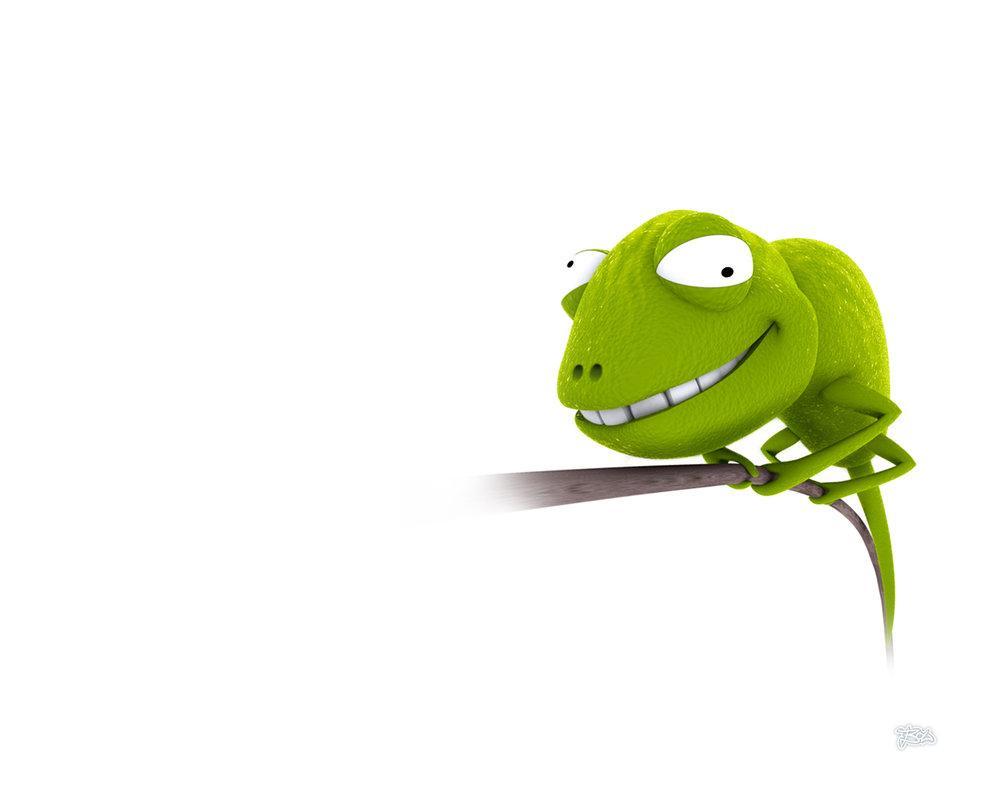 chameleon by ~nicobou