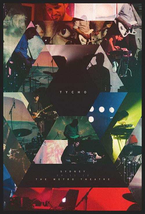 Tycho poster | SerialThriller™