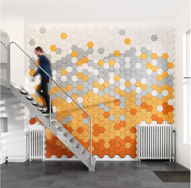 Fancy - Hexagon Wall Tiles | Träullit Dekor