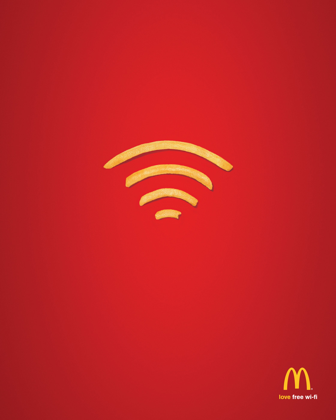 "McDonald's: Wi-Fries | Ads of the Worldâ""¢"