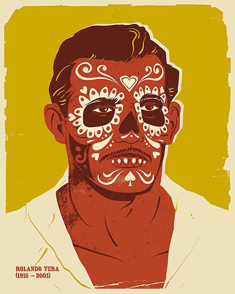 Classic old school wrestlers re-imagined by ilovedust — Lost At E Minor: For creative people