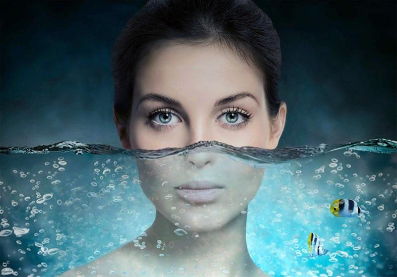 Fotoblur - Underwater by Carla Mascaro