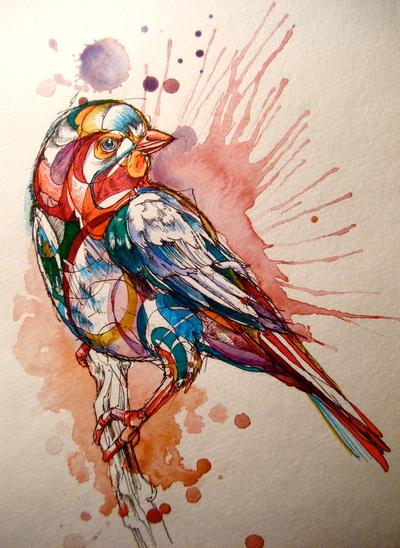 Rouge Art Print by Abby Diamond | Society6