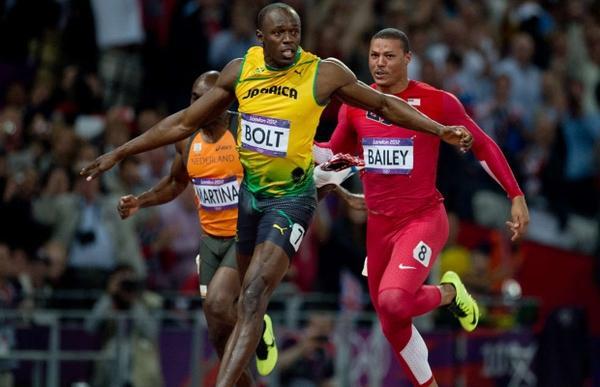 Usain Bolt Wallpaper 2012 Olympics