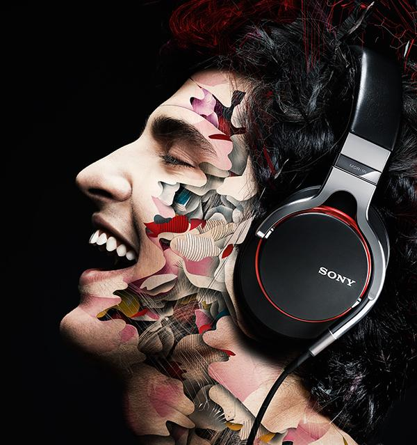 Sony MDR on Digital Art Served