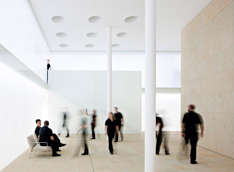 alberto campo baeza: offices in zamora