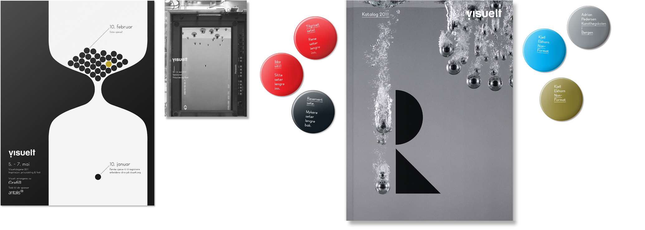 Non-Format - Visuelt print