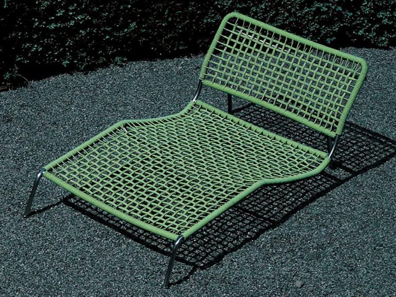 PVC GARDEN ARMCHAIR FROG COLLECTION BY LIVING DIVANI | DESIGN PIERO LISSONI