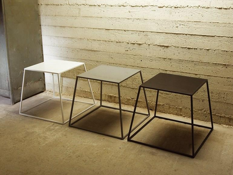 COFFEE TABLE / BEDSIDE TABLE MARKY IDENTITY COLLECTION BY CANDIA STROM | DESIGN SOTIRIS LAZOU