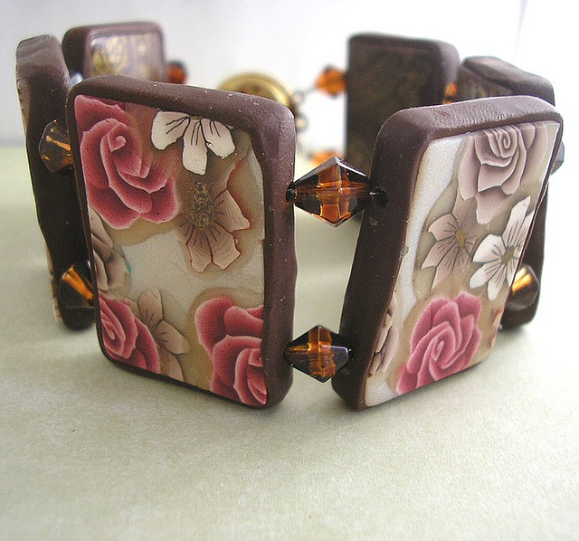 Tile bracelet | Flickr - Photo Sharing!