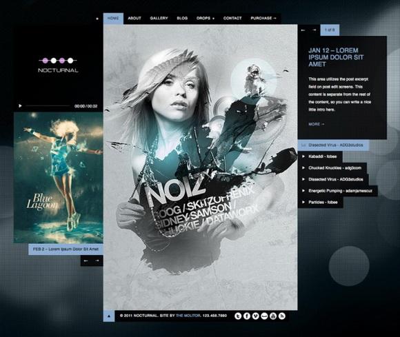 Inspiration Gallery 114 Â« Tutorialstorage | Photoshop tutorials and Graphic Design