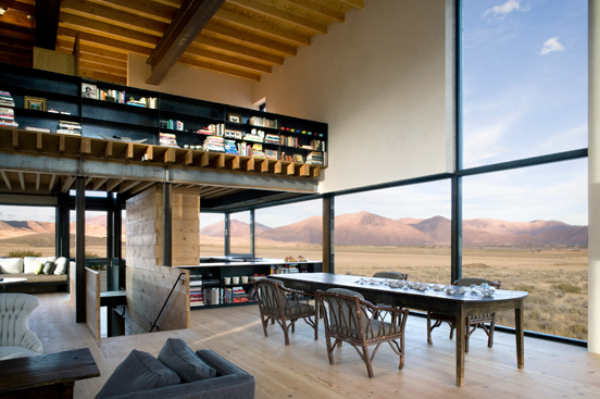 'Outpost' in Central Idaho / USA by Olson Sundberg Kundig Allen Architects @ Dailytonic