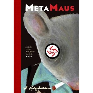 Amazon.com: MetaMaus: A Look Inside a Modern Classic, Maus (Book + DVD-R) (9780375423949): Art Spiegelman: Books