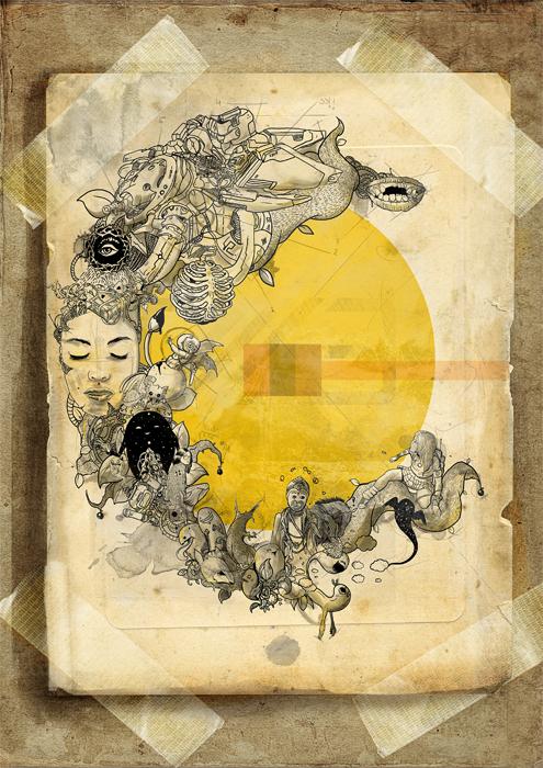 Inspiration Gallery 097 Â« Tutorialstorage | Photoshop tutorials and Graphic Design